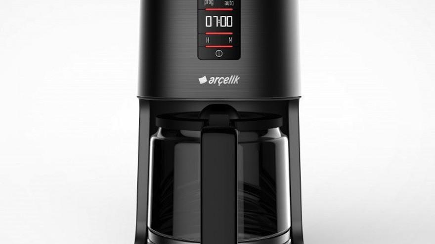 K8580 Coffee Maker by Arcelik Ind. Design Team, Aslı Ökmen
