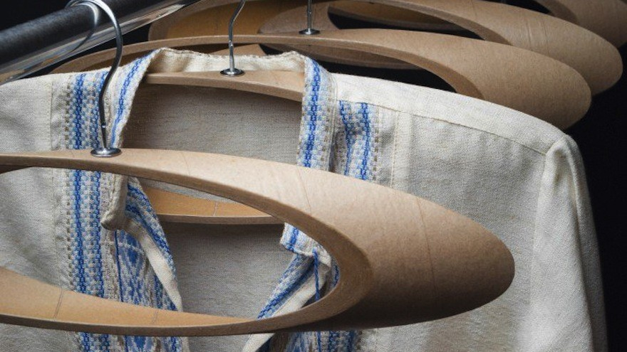 "Cloth hanger ""Trempel"" by Viktor Puzur & Mihail Puzur"