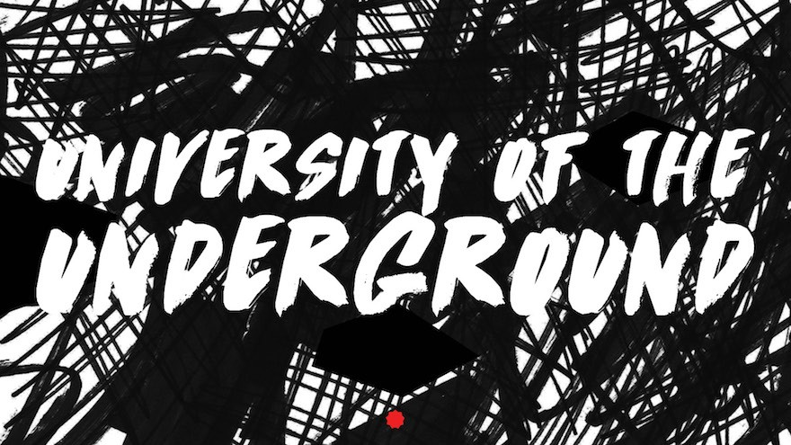 Experience designer and everyday astronaut, Nelly Ben Hayoun launches the University of the Underground to train up young designers as creative soldiers