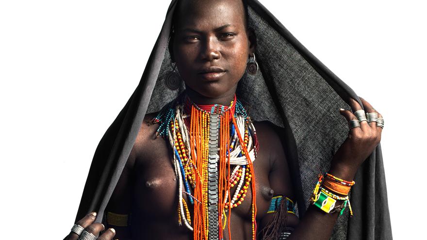 People of Omo Valley by Trupal Pandya