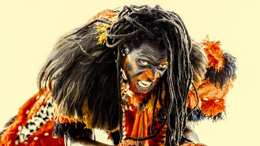 Simb / False Lion photography by Siaka Soppo Traore