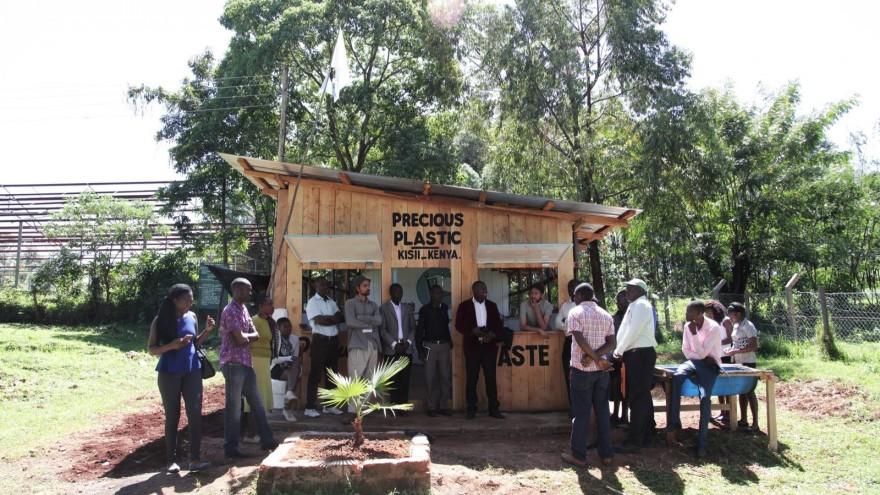 Precious Plastic Project