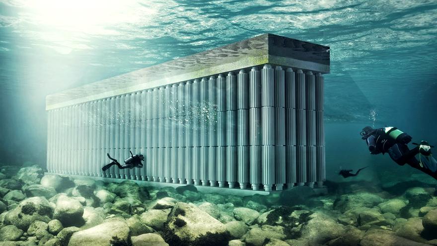 Parthenon design