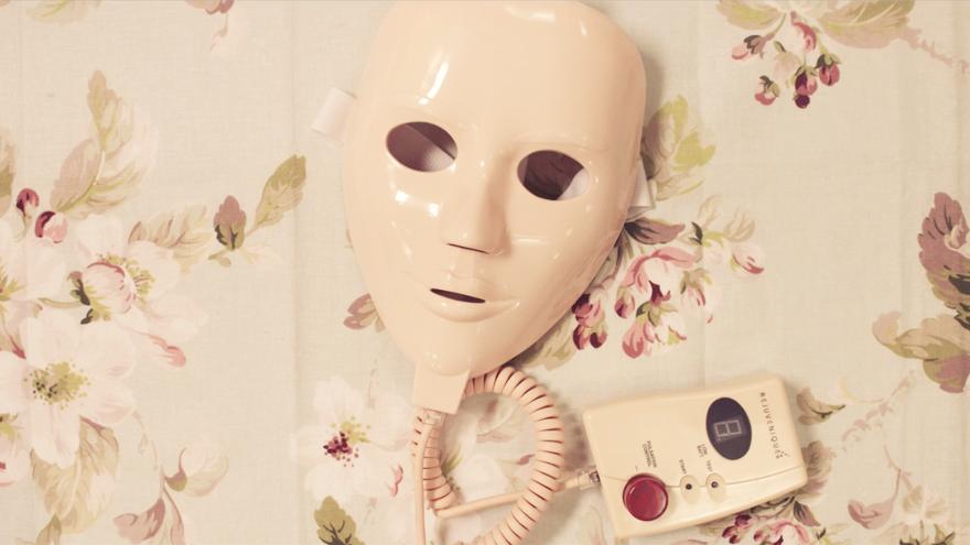 Toning Mask device