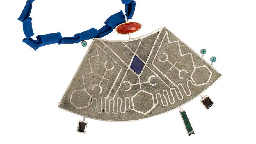 "Jewellery Runner-up: Aleks Ashton – ""Cyberglyph"""