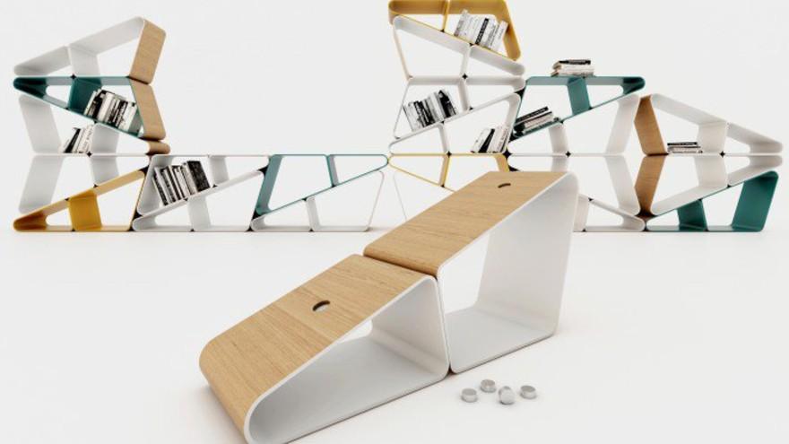 Bookshelf by Selami Gündüzeri,  Furniture, Decorative Items and Homeware Design Award Winner