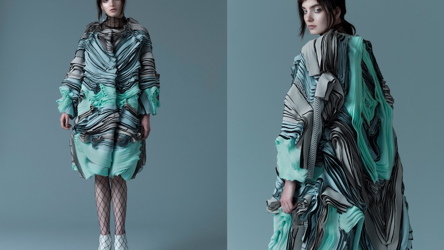 Traces by Rong Zhang, Fashion, Apparel and Garment Design Award Winner
