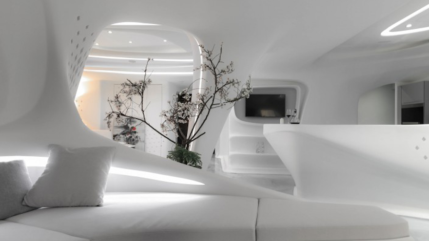 Life Extension Residential House by Pin-Chi Yu, Interior Space and Exhibition Design Award Winner