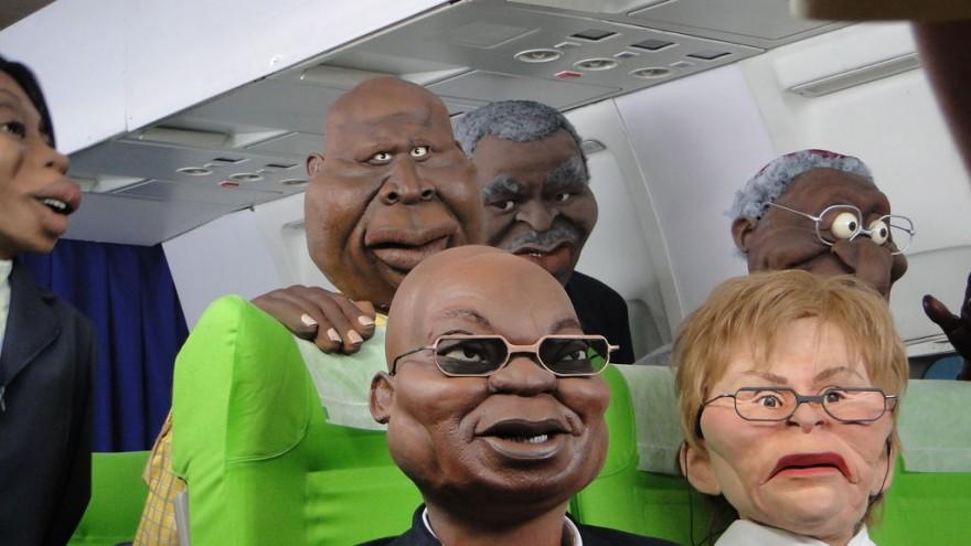 Jacob Zuma and Helen Zille on ZA News