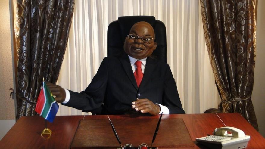 Jacob Zuma on ZA News
