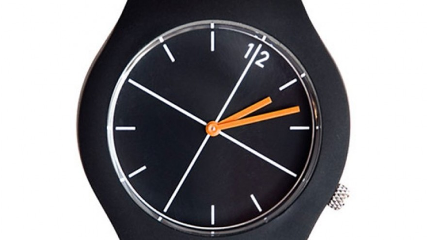 Off-Axis Watch by Eric Janssen.