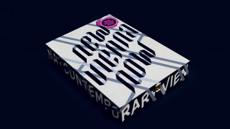 New Vienna Now. Art direction by Stefan Sagmeister.