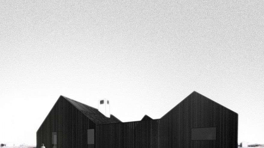 Shingle House by NORD Architecture.