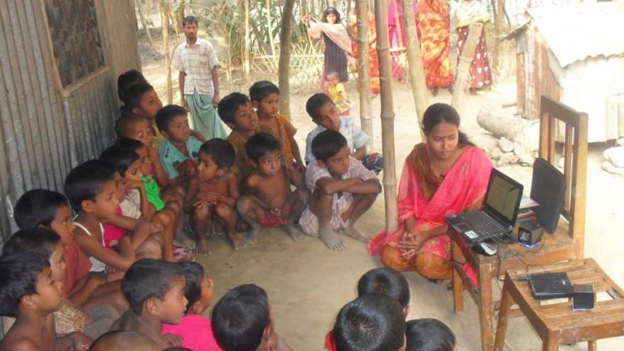 InfoLadies, Bangladesh.