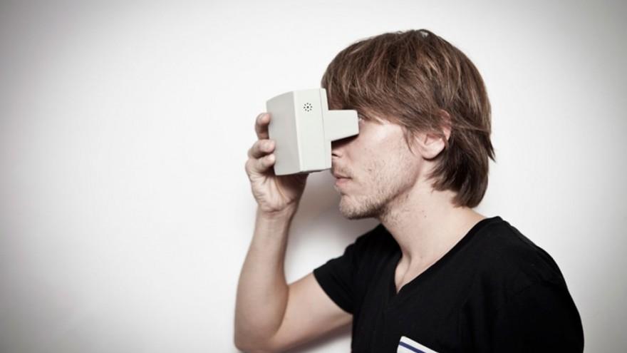Imaginary Museum. Photo: Kristof Vrancken/Design Platform Limburg.