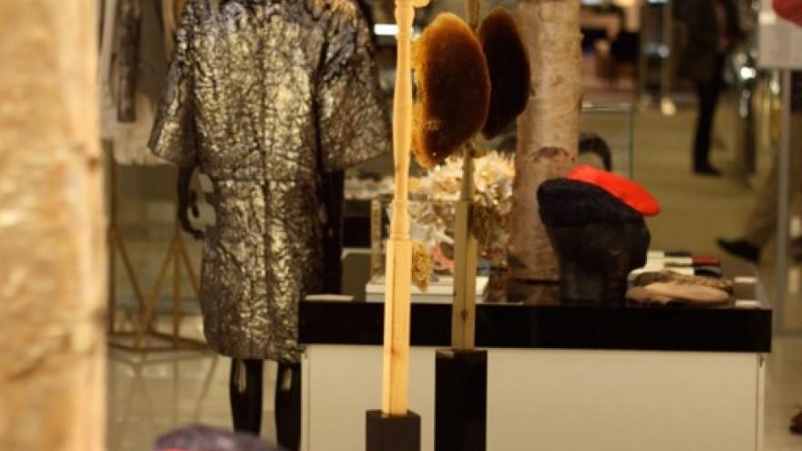 Display at Selfridges.