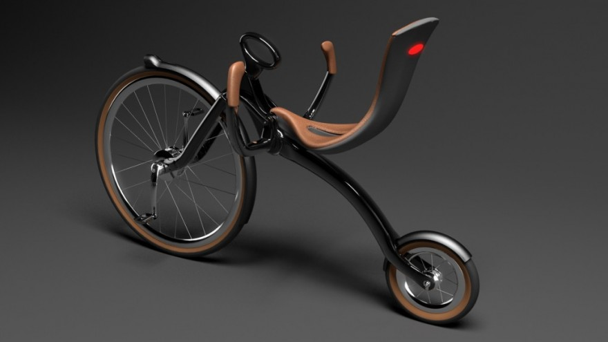 Oneybike by Peter Vagra.