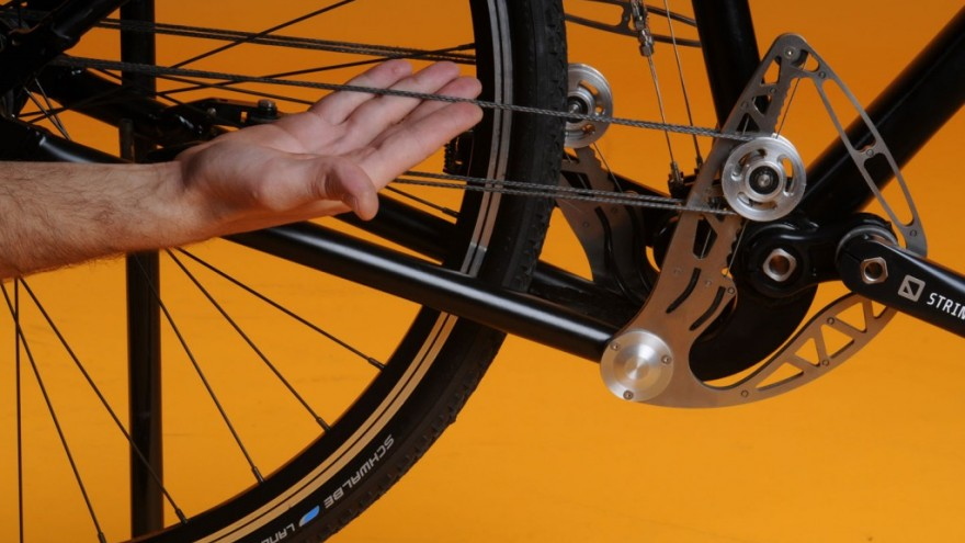 Stringbike.