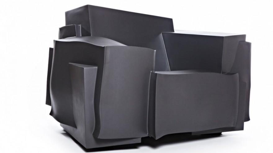 Tron Armchair by Dror Studio.