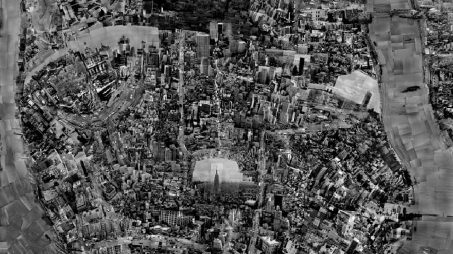 The Diorama Map Series by Sohei Nishino: New York.