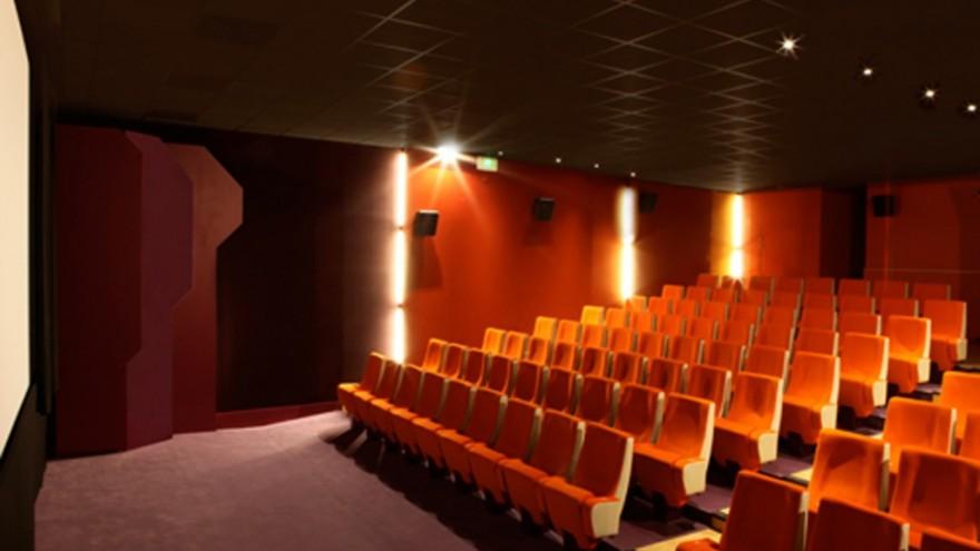 Cinéma Nouvel Odéon' by Matali Crasset.