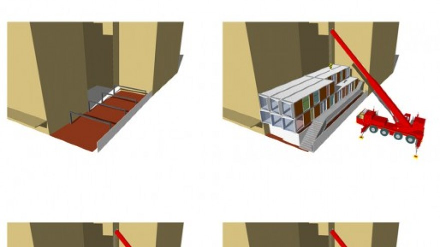 Kloof Street Studios by Tsai Design Studio.