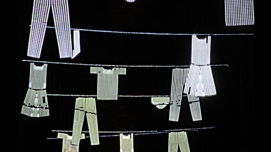 Ieri, Oggi, Domani by Fabio Novembre. Image via designboom.