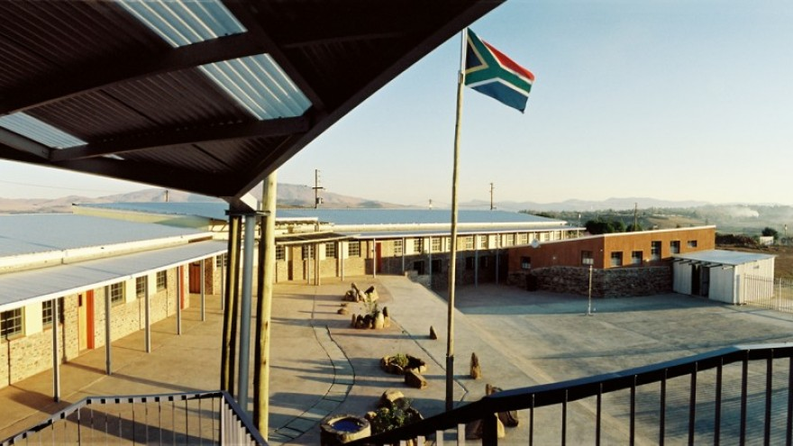 Seven Fountains Primary School in Kokstad for Oprah's Angel Network by East Coas