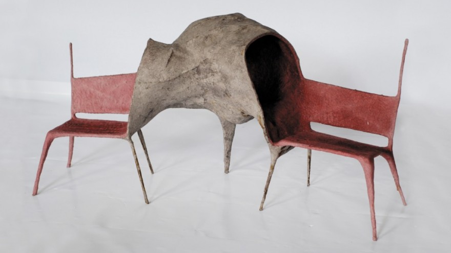 Nacho Carbonell: Lovers Chair.