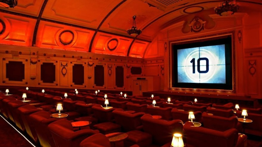 Edible Cinema pairs film with taste, smell, and texture.