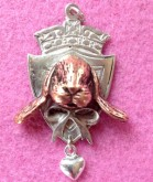 Class captain Bunny by Janine Binneman Jewellery.