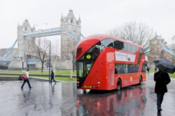 London's New Bus by Thomas Heatherwick. Image: Iwan Baan.