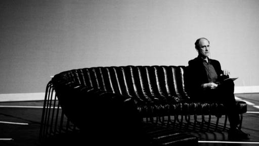 Bruce Nussbaum at Design Indaba 2010. Photo by Jonx Pillemer.