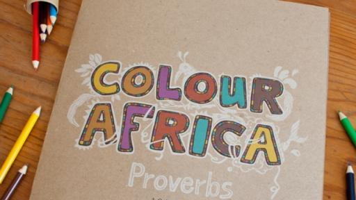 Colour Africa Proverbs