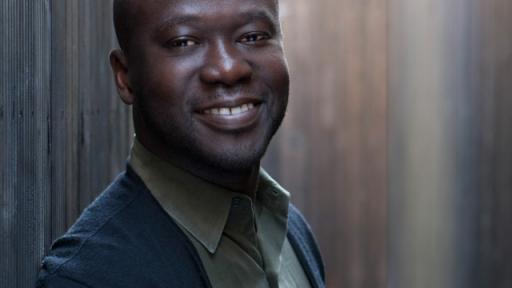 David Adjaye. Photo: Ed Reeve.