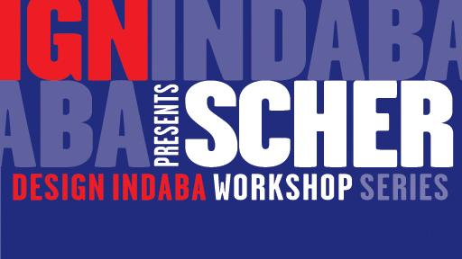 Design Indaba Workshop with Paula Scher