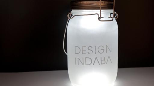 Design Indaba solar jar