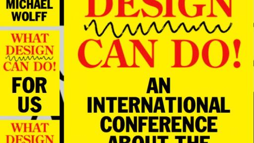 Blog: Day 1 of What Design Can Do Conference
