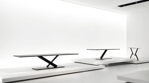 Element collection by Tokujin Yoshioka.