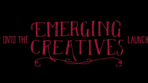 2014 Emerging Creatives.