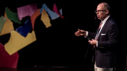Michael Bierut at Design Indaba 2015