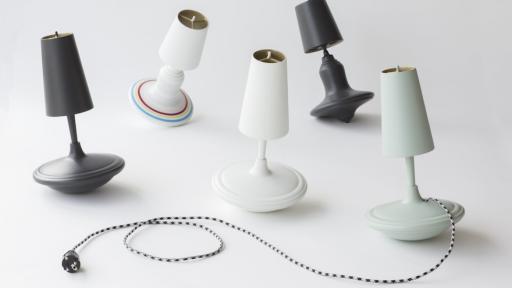 Cast Iron lamp by DEMAKERSVAN. Image: Studio Aandacht.