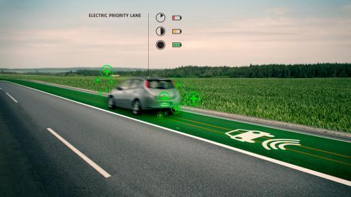 """Daan Roosegaarde's """"Smart Highway"""""""