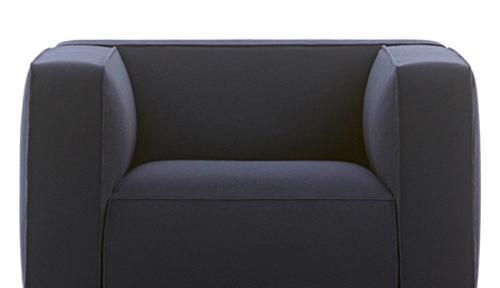 Knoll Sofa Collection by BarberOsgerby – armchair