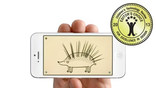 Petting Zoo app wins Editor's Choice Award