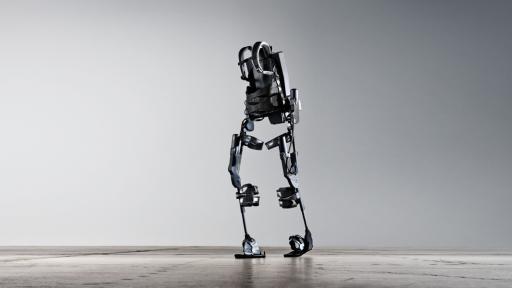 Ekso™ by Ekso Bionics.