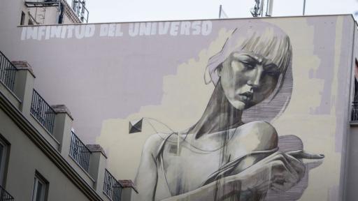 Infinitud del Universo by Faith47. Image: Fer Frances.