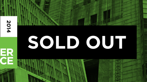 Design Indaba Conference 2014: Sold Out