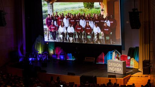 It's Nice That's coverage of Design Indaba 2014.