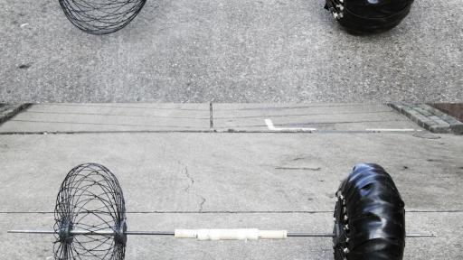 Ackeem Ngwenya's Roadless wheel.